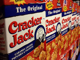 personalized cracker jacks cracker switches prizes in box to codes for digital