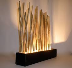 Bamboo Table Top by Bamboo Mood Lamp Modern Japanese Style Tabletop Led Accent
