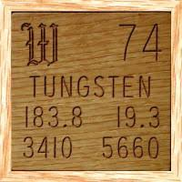 Tungsten Periodic Table Facts Pictures Stories About The Element Tungsten In The