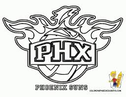 nba coloring pages printable coloring page