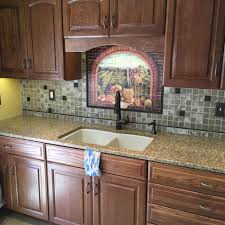 kitchen tile murals backsplash kitchen backsplash kitchen backsplash ideas kitchen tiles the