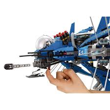 lego army jet lego ninjago lightning jet 70614 the warehouse