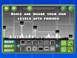 geometry dash full version new update geometry dash mod apk 2 100 andropalace