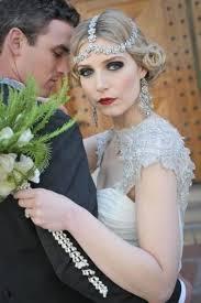 31 elegant art deco bridal headpieces weddingomania weddbook