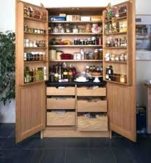kitchen free standing cabinets freestanding pantry cabinet ireland with pull out shelves free