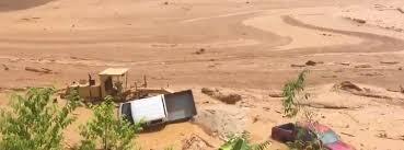 ao dam construction nam ao dam bursts causing severe flash flooding laos