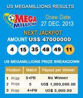 Mega Millions Payout Table How To Play Lotto Jackpotcity