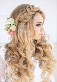 coiffure femme pour mariage coiffure mariage cheveux courts et longs