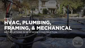 plumbing top out electrical wiring and hvac installation plumbing top out electrical wiring and hvac installation lessons in real estate investing
