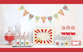 1st Birthday Party Ideas Decoration Carnival Theme Party Carnival Birthday Party Ideas Carnival