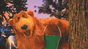 cool bear in blue house 77 8380