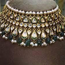 choker necklace jewelry images 70 polki choker necklace polki diamond necklace latest jewelry jpg
