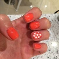 pink polish nail salon in chandler