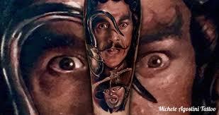 roma tattoos michele agostini tattoo artist rome