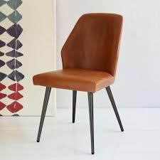 Leather Dining Chair Leather Dining Chair Sets West Elm