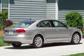used 2013 volkswagen passat sedan pricing for sale edmunds