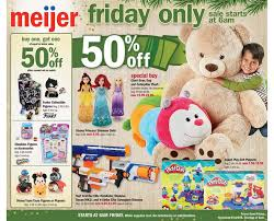 black friday 2017 target ad meijer black friday ad 2017 sale u0026 deals