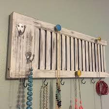 Shabby Chic Shutters by Best 25 Shabby Chic Jewelry Ideas On Pinterest Diy Hooks Pink