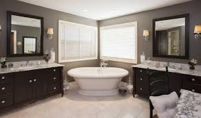 Dark Bathroom Ideas by Small Master Bathroom Ideas Pictures With Dark Cabinet Home