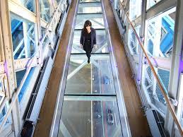 london u0027s tower bridge opens a new glass walkway business insider