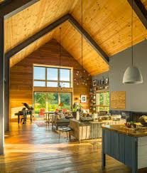 modern barn design small and cozy modern barn house getaway in vermont