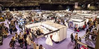 wedding show exhibiting the scottish wedding show