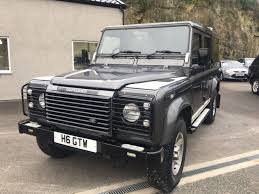 land rover 110 interior 2003 land rover defender 110 td5 county station wagon
