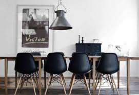 Download Black And White Dining Room Set Gencongresscom - White and black dining table