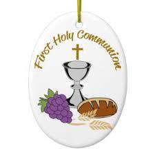 holy communion ornaments keepsake ornaments zazzle