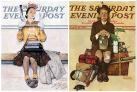 norman rockwell illustrator and activist graphis