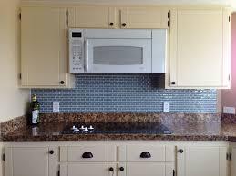 Black Brick Kitchen Tiles Rustic Kitchen Black Granite Countertops With Tile Backsplash