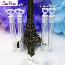 bulles de savon mariage 12 pcs lot vide de mariage bouteille de bulles de savon avec