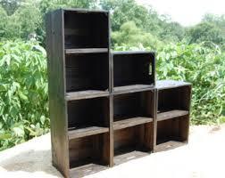 Green Bookcase Modern Bookcase Etsy