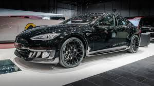 pimped out smart car this is the brabus tesla model s top gear