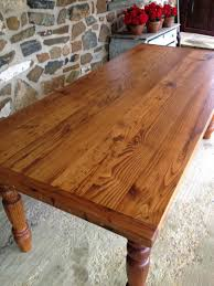 chestnut tables with cait turned legs furniture from the barn