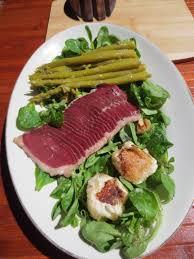 cuisine landaise salade landaise aux magrets de canard je cuisine donc je suis