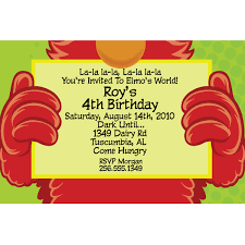 12 mind blowing elmo birthday party invitations theruntime com