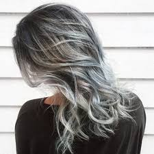 hair color of the year 2015 hair color trend for women silver and gray