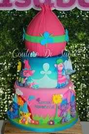 trolls birthday cake sinfully sweet confections pinterest