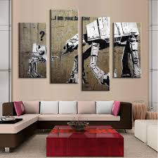 Wall Art Paintings For Living Room Creative Wall Paintings Promotion Shop For Promotional Creative