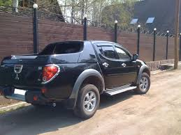 mitsubishi l200 2007 mitsubishi l200 2007 года 2 5 литра дизель механика 4wd