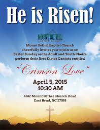 easter cantatas for church he is risen nu expression
