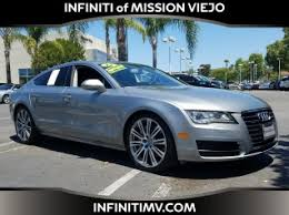 audi in san diego used audi a7 for sale in san diego ca 6 used a7 listings in san