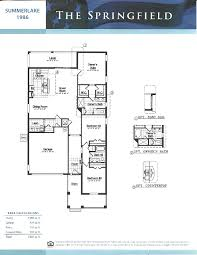 summerlake dr horton homes springfield floor plan in winter garden