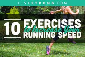 10 exercises to increase your running speed livestrong com