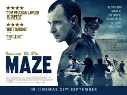 review maze a compelling study of jailbreak far from ira