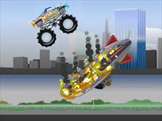 truck games monster truck fun u0026 stunt games wheels