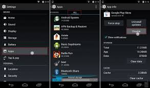 delete apps android how to delete htc samsung or lg apps from your phone