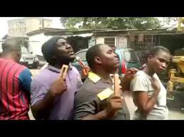 3 blind minstrels sing about buhari u0027s change youtube