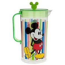 disney mickey mouse pitcher summer fun disney storemicke